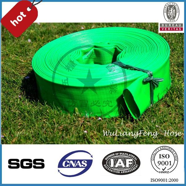 Flat Drip Hose Pvc Lay Flat Drip Irrigation