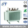 pole mounted distribution transformer 630 kva 11kv 415v yyn0 or dyn11 100% copper coil material from ST