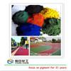 color bitumen/ color asphalt /iron oxide