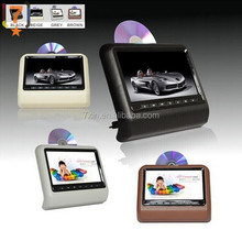 multi-function car dvd headrest player Compatible with DVD and mp5 player