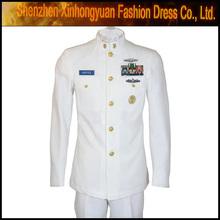 nosotros personalizado vestido de militar uniformes para ceremonial