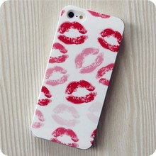 2015 Sexy Lip Design Girls Cell Phone Case For Iphone 6