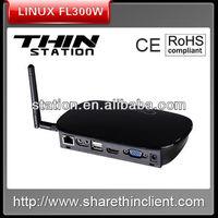 2014 cloud computing fl300 Embedded linux 2.6 OS vga+hdmi 1920*1080P