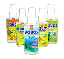 Auto & Home Care Product: AQUOS (Aromatic Air Freshener)