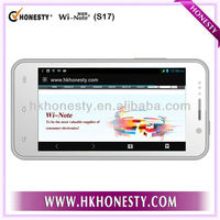 2013 Newest mtk6589 cheapest quad core 8mp camera mobile phone 4GB ROM 4.5 inches mobile phone