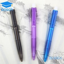 Promotion gift plastic pen ballpoint pen imprinted plastic ball pen