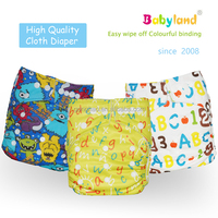 Happy Nappy Diapers Reusable Baby Washable Baby Cloth Nappy Diapers