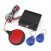 High quality easy installtion YH-8903 Motorcycle ID Card Induction Warded Lock Alarm anti theft-protection lock