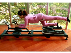 2015 new home gym equipment fitness equipment integrating core training lower body and upbody training exercise