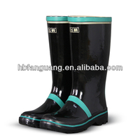 Multi-function Industrial Protective Rubber Boots for Men mining boot