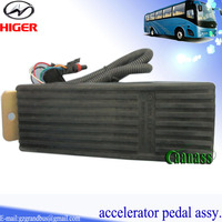 KLQ6125A Spare parts Yutong,Ankai,Golden Dragon, Higer Bus accelerator pedal assembly