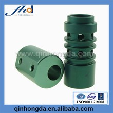 Anodized cnc turning machine assembly parts