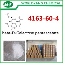 beta-D-Galactose pentaacetate CAS NO./Number :4163-60-4