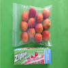 Plastic Poly Zip lock bag Zipper Lock Bag Resealable Cello Bags for packing fruits