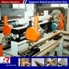gypsum board manufacturing process, mini gypsum board machine