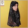 Wholesale Screen printed silk muslim scarf hijab hot arab muslim hijab scarf