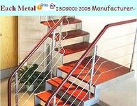 low cost prefabricated light steel stair stringer