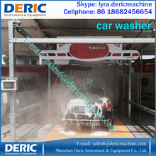 High Quality Automatic Car Wash Machine Price For Cars, Jeep, SUV, MPV, Minibus ect. Touchless Car Washer
