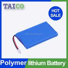Portable DVD Player 7.4v 1800mah Li Polymer Battery