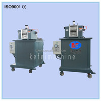 Gantry style high output PP PE ABS LDPE plastic recycling granule making machine