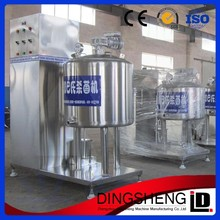 pasteurization tank/ pasteurization plant/ flash pasteurization equipment