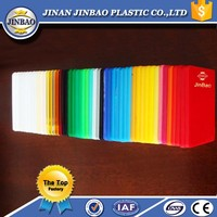 100% virgin material hot sale year long acrylic sheet