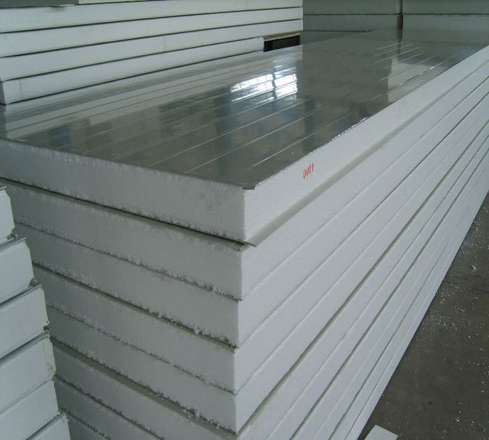 Eps Foam Roof Panels : Eps insulation roof sandwich panel