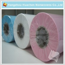 Exported Wholesale Porous Competitive price Stock Lot Nonwoven