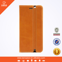"5.5 Inch Tablet PC Leather Case Factory Wholesale Leather Cases for 5.5"" i Phone 6"