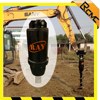 earth auger/garden tools/rock drilling rods,quality auger pipe