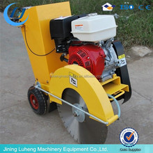 Promotion!!!gasoline engine concrete road cutter with best price