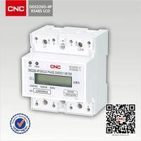 China Top 500 enterprises high quality din rail RS485 DDS226D-1P M rail single phase electric meter prepaid energy power meter