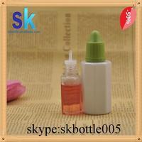 liquid nicotine bottle 30ml PET container for eliquid