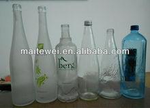 750ml /1000ml mineral glass Water Bottles
