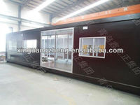 Prefab shipping living container home/Carport/coffee room/ movable container home with CE and ISO9001/homes/poutry home