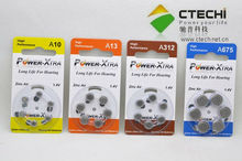 Hearing Aid Batteries A675/A12/A10/A312/A675P