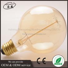 Superb quality raw material e27 40w edison bulb