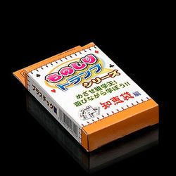 Japanese education plastic playng card board game manufactures