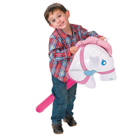 Hot Sell Inflatable PVC Stick Horse