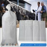 China factory Polypropylene PP plastic packaging animal feed bag
