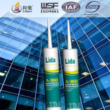 neutral cure, one component weather structural silicone sealant for glass curtain wall