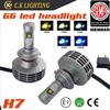 Hot sale High power led car headlight 50w 3600lm h7 led headlight