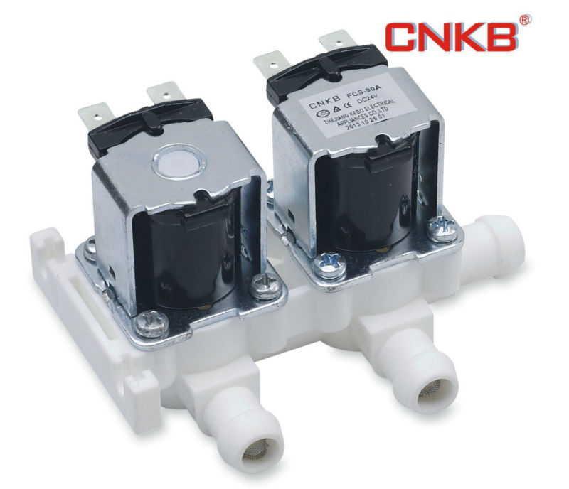 water household appliance dispenser solenoid valve 12V dc