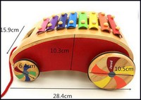 Excellent quality latest wooden educational toy & car