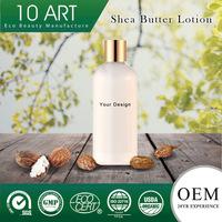 Organic Moisturizer shea butter Best virgin coconut oil lotion