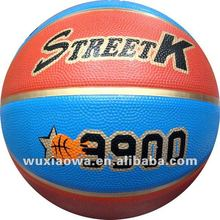 Foam and emboss logo ball/ sporting goods market size / official weight basketball(FRB024)