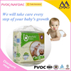 Top sale good quality dispossable baby diapers/New design supper absorbent baby napkin/Breathable infant diaper