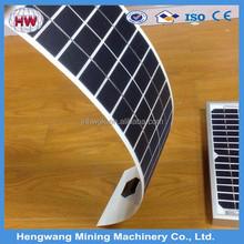CE CCC EACC TUV proved IP 65 solar power solar street light solar flexible solar panel