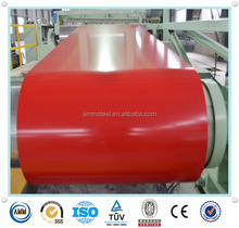 construction companies use g40 galvanized steel coil/prepainted galvanized steel coil