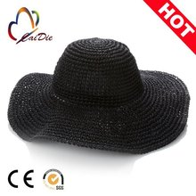 China supplier new products wholesale, high quality straw sombrero hat